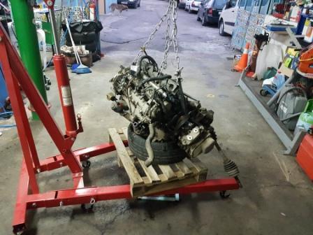 История на двигател с вътрешно горене